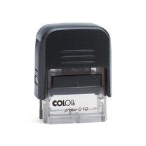 Оснастка штампа без крышки 27х10мм COLOP Printer C10 Compact