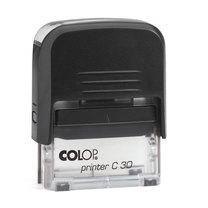 Оснастка штампа без крышки 47х18мм COLOP Printer C30 Compact