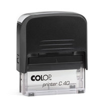 Оснастка штампа без крышки 59х23мм COLOP Printer C40 Compact