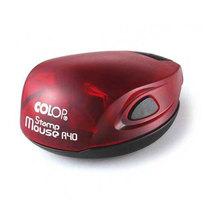 Карманная оснастка для круглой печати Colop Mouse R40 D=40мм, с подушкой.