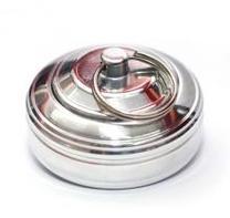«Брелок-кнопка» d30 мм. Металлическая оснастка