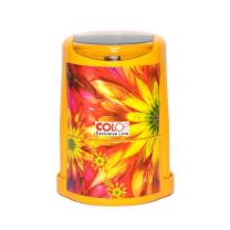 Оснастка для круглой печати с крышкой Colop Printer R40 Краски лета (E24).