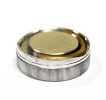 (20б) «Крымская-2».d41 мм. без подушки. Металлическая оснастка для круглой печати.