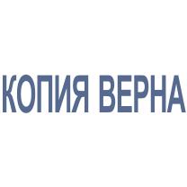 Клише штампа Копия-03 45*16